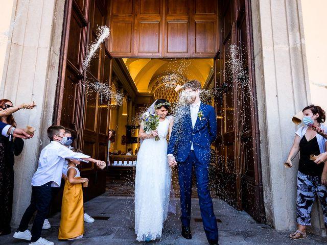 Il matrimonio di Leonardo e Yasmine a Concorezzo, Monza e Brianza 49