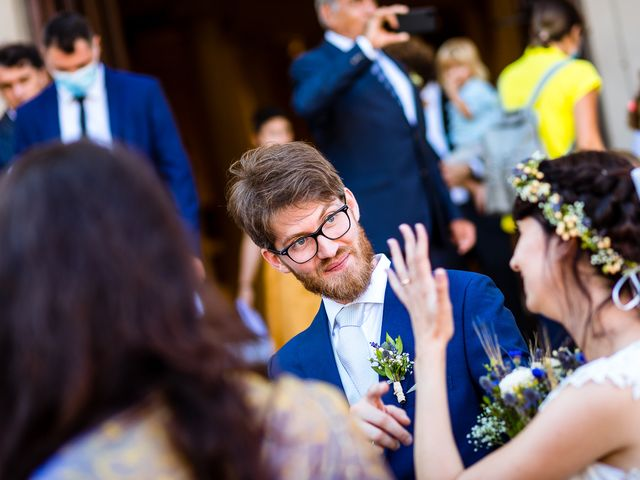Il matrimonio di Leonardo e Yasmine a Concorezzo, Monza e Brianza 51