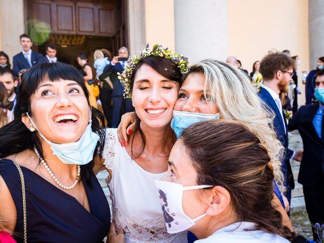 Il matrimonio di Leonardo e Yasmine a Concorezzo, Monza e Brianza 53