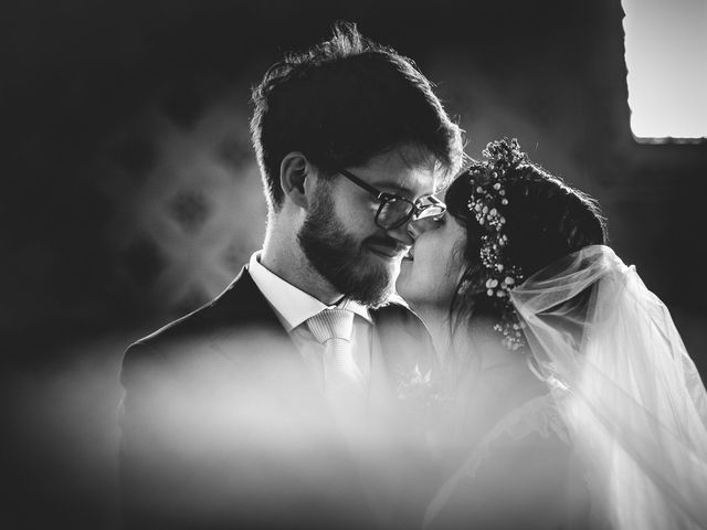 Le nozze di Yasmine e Leonardo