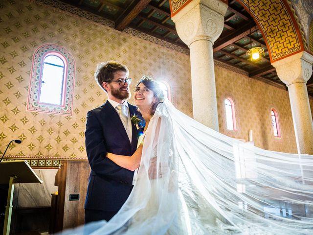Il matrimonio di Leonardo e Yasmine a Concorezzo, Monza e Brianza 56