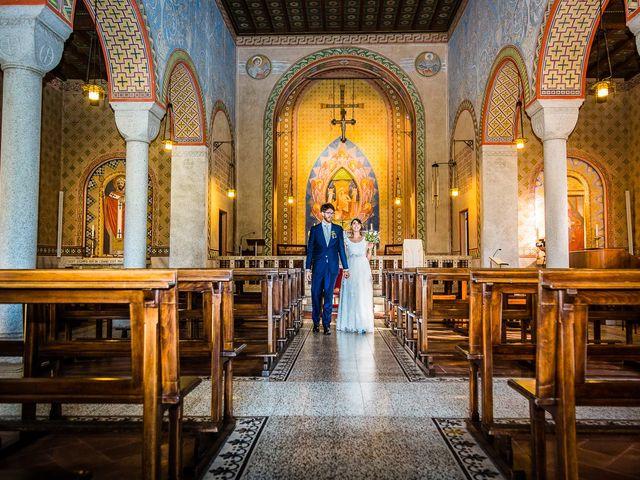 Il matrimonio di Leonardo e Yasmine a Concorezzo, Monza e Brianza 57