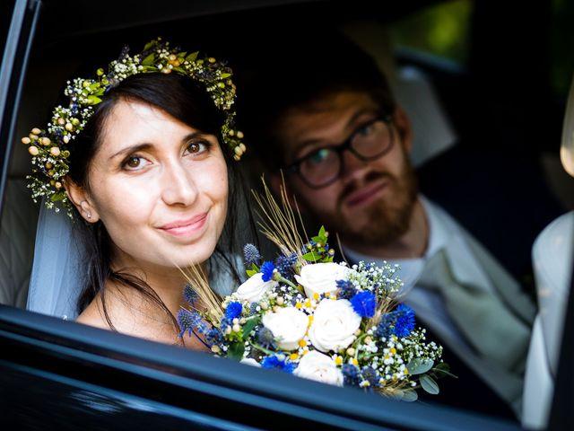 Il matrimonio di Leonardo e Yasmine a Concorezzo, Monza e Brianza 60