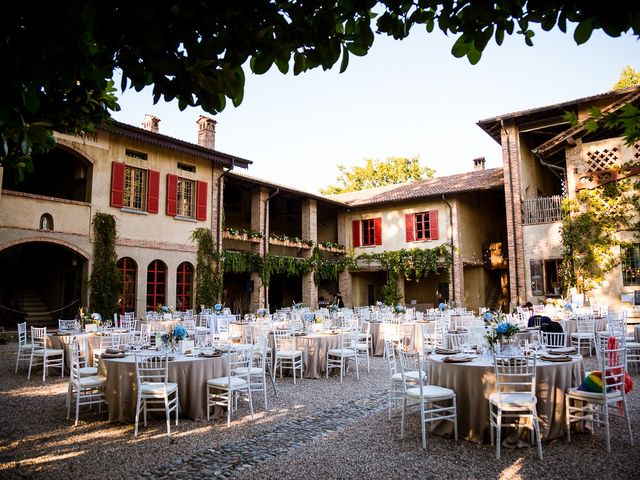 Il matrimonio di Leonardo e Yasmine a Concorezzo, Monza e Brianza 61