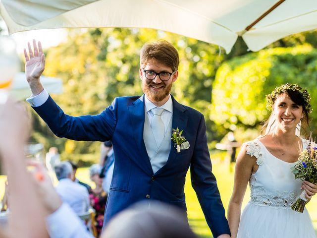 Il matrimonio di Leonardo e Yasmine a Concorezzo, Monza e Brianza 62