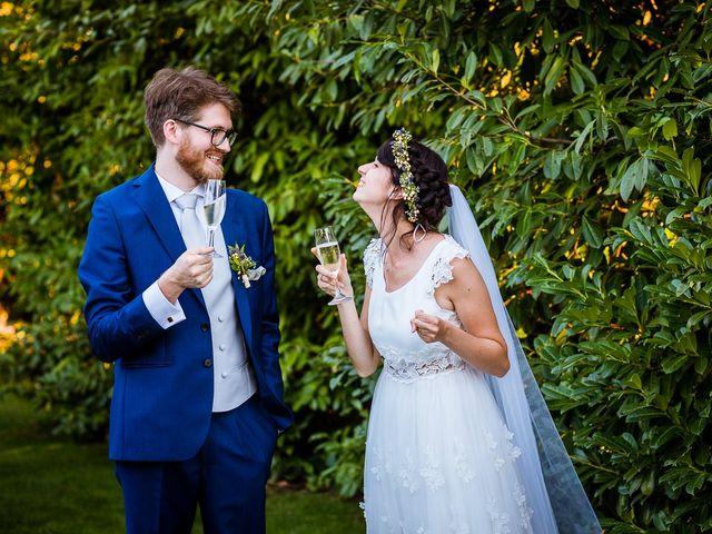 Il matrimonio di Leonardo e Yasmine a Concorezzo, Monza e Brianza 64
