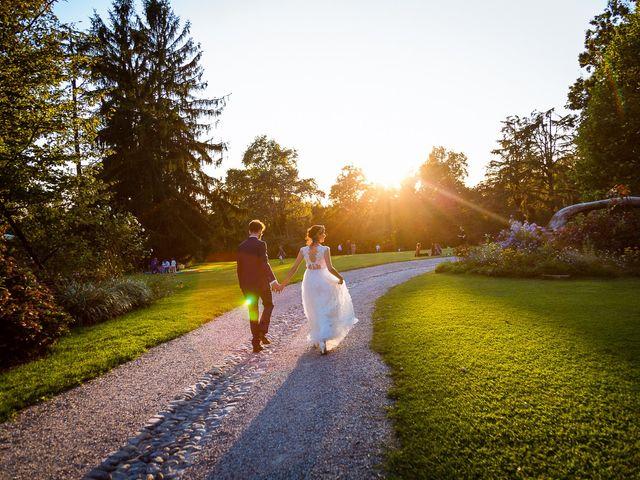 Il matrimonio di Leonardo e Yasmine a Concorezzo, Monza e Brianza 75