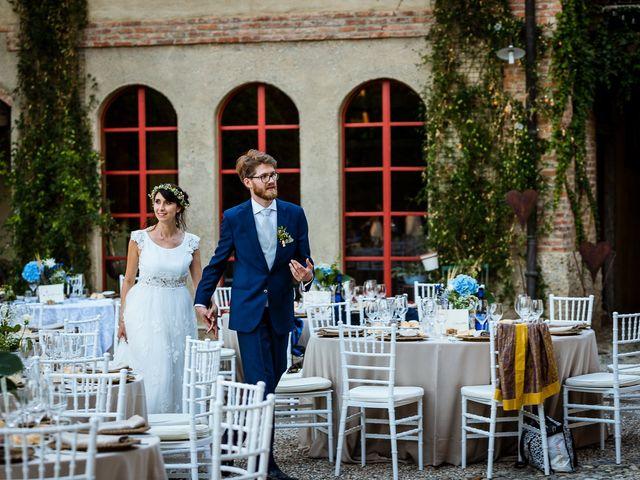 Il matrimonio di Leonardo e Yasmine a Concorezzo, Monza e Brianza 76