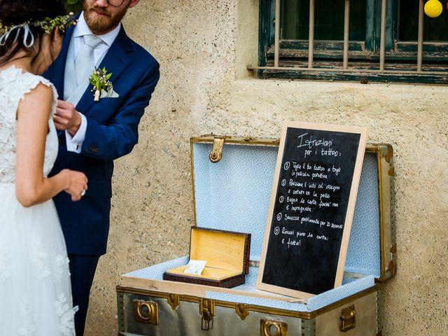 Il matrimonio di Leonardo e Yasmine a Concorezzo, Monza e Brianza 77