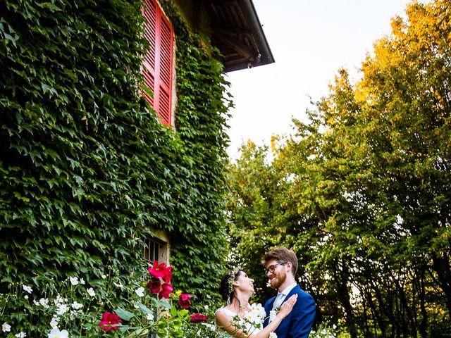 Il matrimonio di Leonardo e Yasmine a Concorezzo, Monza e Brianza 78