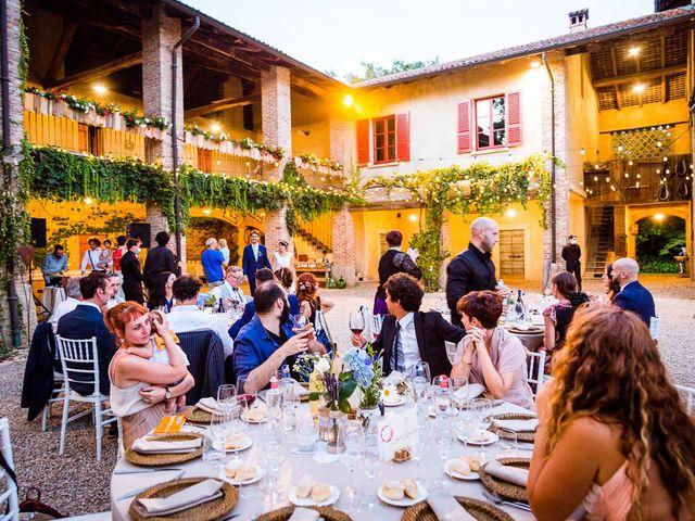 Il matrimonio di Leonardo e Yasmine a Concorezzo, Monza e Brianza 81