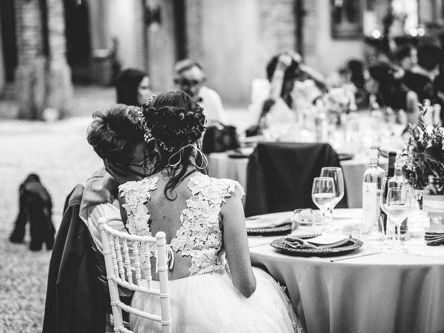 Il matrimonio di Leonardo e Yasmine a Concorezzo, Monza e Brianza 83