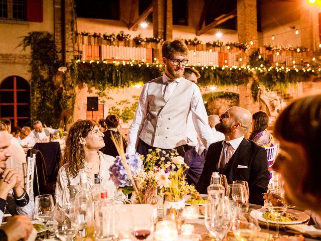 Il matrimonio di Leonardo e Yasmine a Concorezzo, Monza e Brianza 84