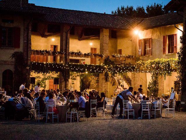 Il matrimonio di Leonardo e Yasmine a Concorezzo, Monza e Brianza 86