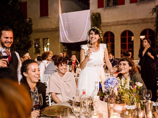 Il matrimonio di Leonardo e Yasmine a Concorezzo, Monza e Brianza 91