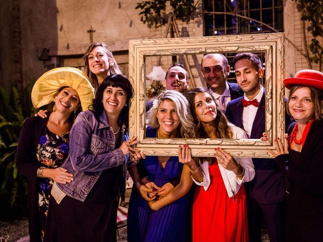 Il matrimonio di Leonardo e Yasmine a Concorezzo, Monza e Brianza 93