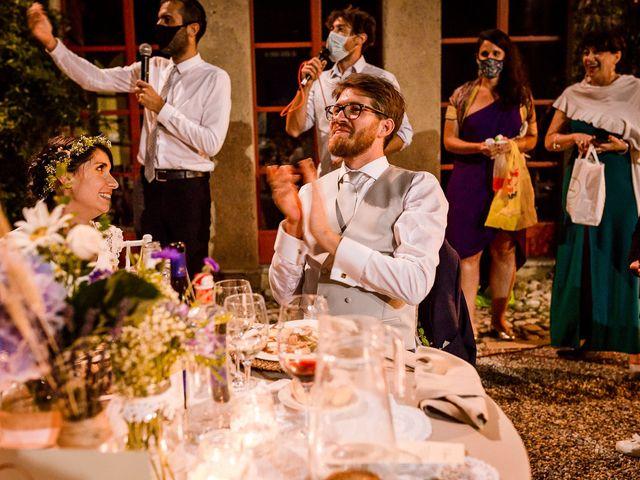 Il matrimonio di Leonardo e Yasmine a Concorezzo, Monza e Brianza 94