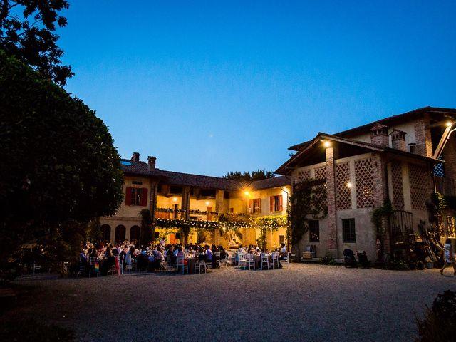 Il matrimonio di Leonardo e Yasmine a Concorezzo, Monza e Brianza 95