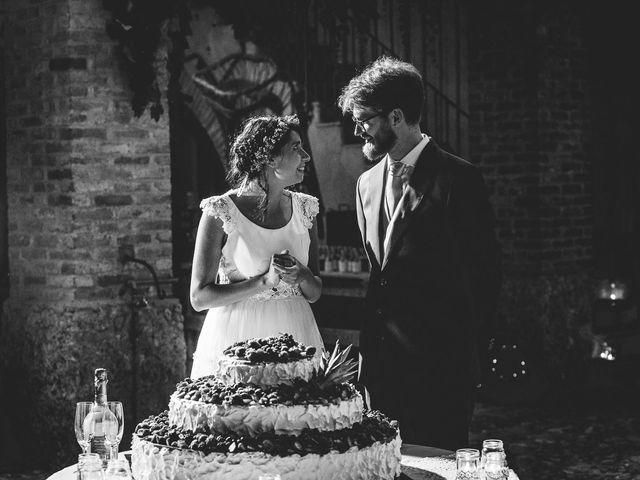 Il matrimonio di Leonardo e Yasmine a Concorezzo, Monza e Brianza 98