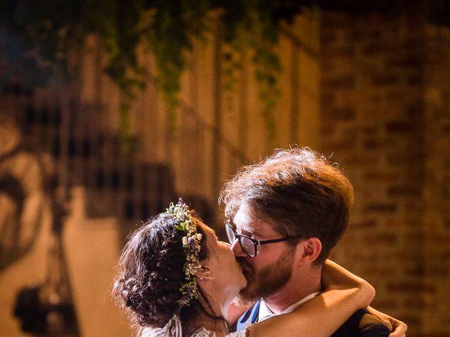 Il matrimonio di Leonardo e Yasmine a Concorezzo, Monza e Brianza 99