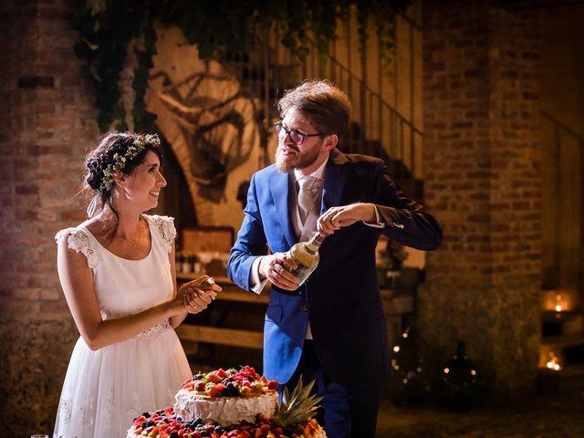 Il matrimonio di Leonardo e Yasmine a Concorezzo, Monza e Brianza 101