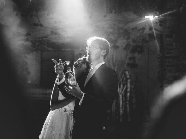 Il matrimonio di Leonardo e Yasmine a Concorezzo, Monza e Brianza 103