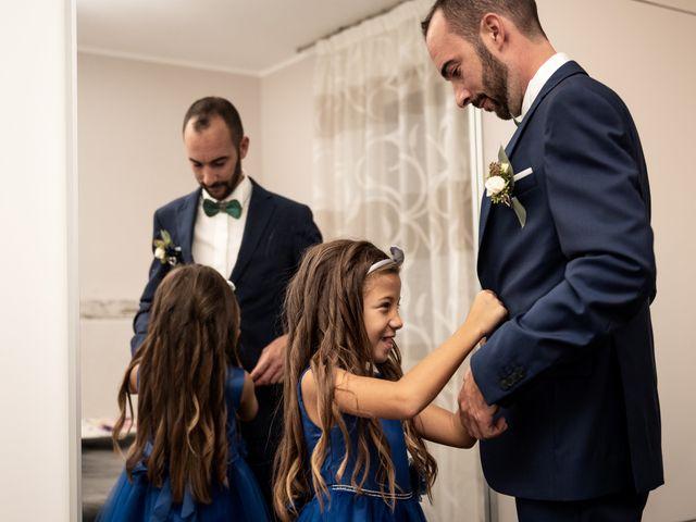 Il matrimonio di Alessandro e Alice a Aviano, Pordenone 8