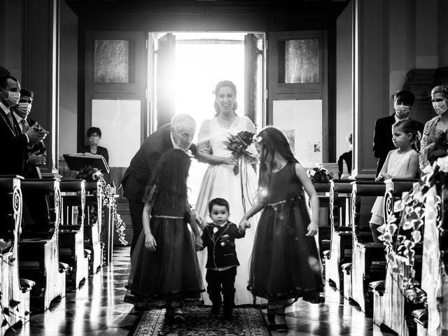 Il matrimonio di Alessandro e Alice a Aviano, Pordenone 13