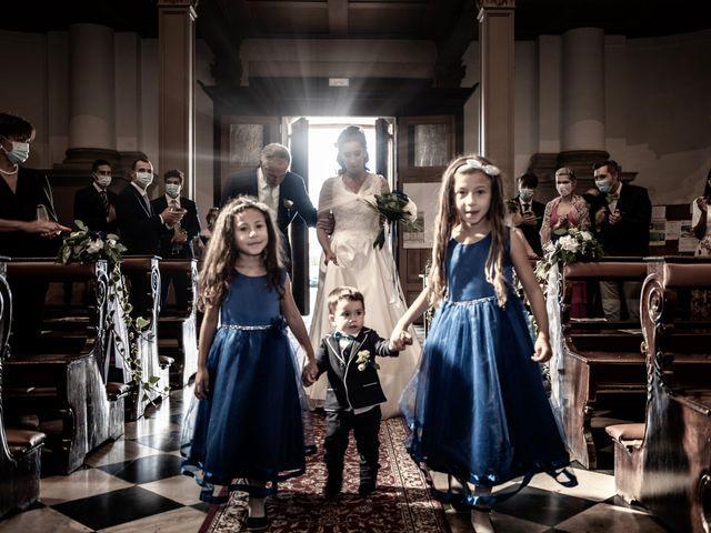 Il matrimonio di Alessandro e Alice a Aviano, Pordenone 14