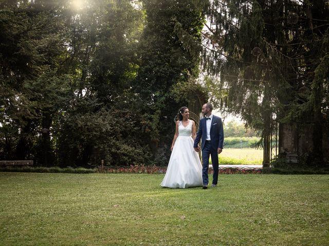 Il matrimonio di Alessandro e Alice a Aviano, Pordenone 27