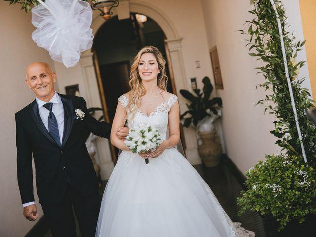 Il matrimonio di Aurora e Raffaele a Cosenza, Cosenza 29