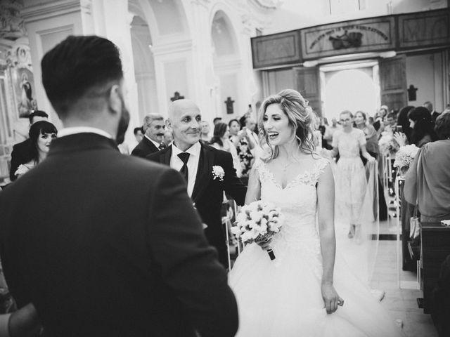 Il matrimonio di Aurora e Raffaele a Cosenza, Cosenza 33