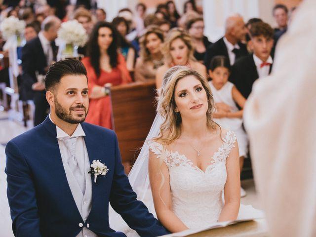 Il matrimonio di Aurora e Raffaele a Cosenza, Cosenza 42
