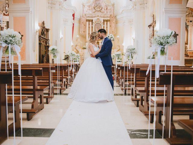 Il matrimonio di Aurora e Raffaele a Cosenza, Cosenza 54