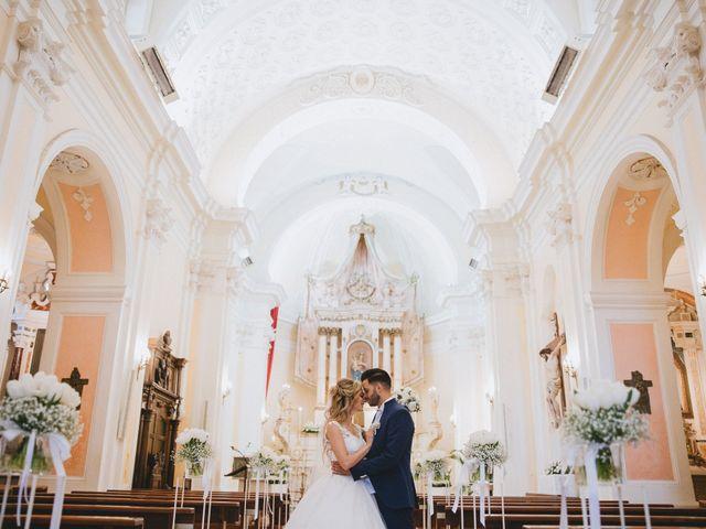 Il matrimonio di Aurora e Raffaele a Cosenza, Cosenza 55