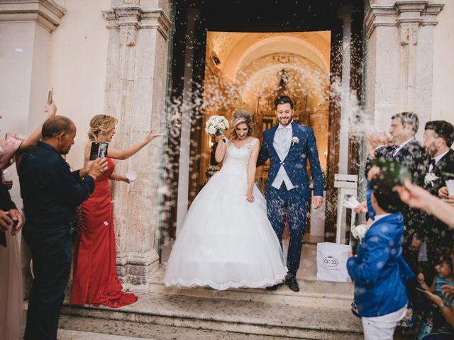 Il matrimonio di Aurora e Raffaele a Cosenza, Cosenza 58