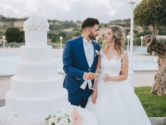 Il matrimonio di Aurora e Raffaele a Cosenza, Cosenza 112