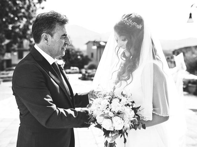 Il matrimonio di Alfonsina e Antonio a Santa Lucia di Serino, Avellino 13