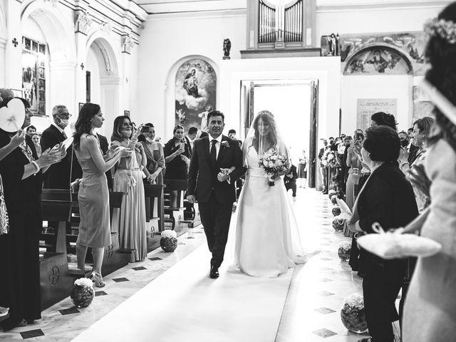 Il matrimonio di Alfonsina e Antonio a Santa Lucia di Serino, Avellino 15
