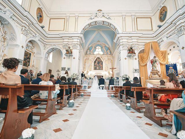 Il matrimonio di Alfonsina e Antonio a Santa Lucia di Serino, Avellino 16