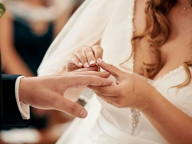 Il matrimonio di Alfonsina e Antonio a Santa Lucia di Serino, Avellino 18