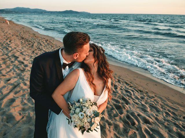 Il matrimonio di Alfonsina e Antonio a Santa Lucia di Serino, Avellino 19