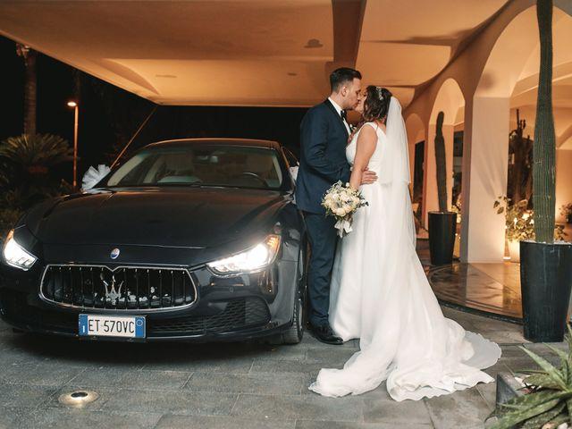 Il matrimonio di Alfonsina e Antonio a Santa Lucia di Serino, Avellino 25