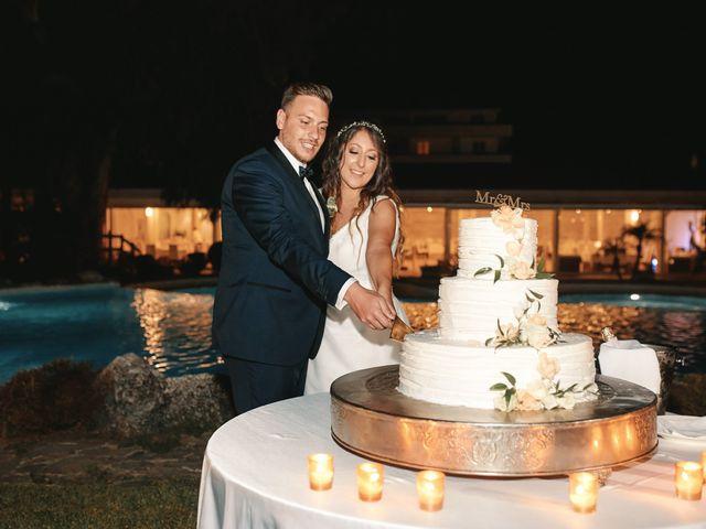 Il matrimonio di Alfonsina e Antonio a Santa Lucia di Serino, Avellino 37