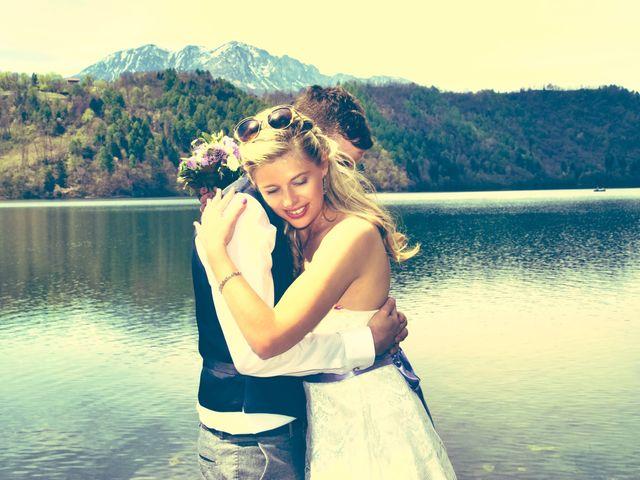 Le nozze di Leonardo e Irina