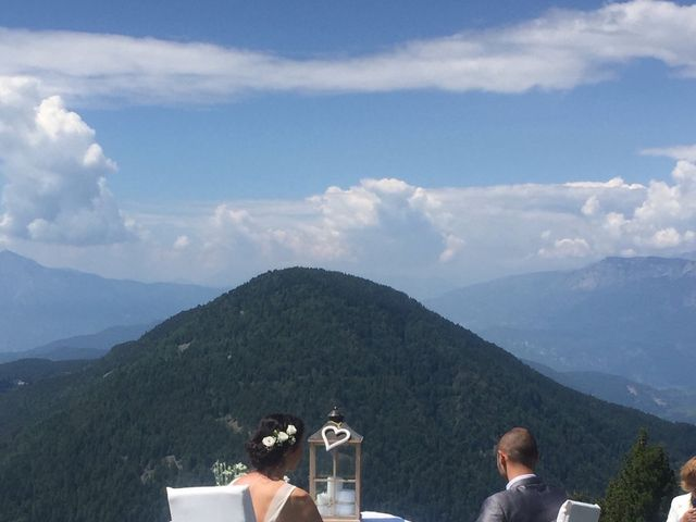 Il matrimonio di Giuliano e Maria a Bedollo, Trento 4