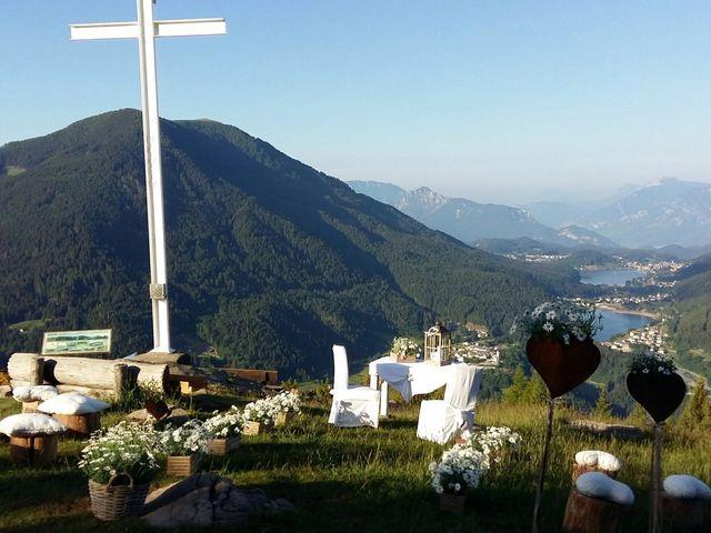Il matrimonio di Giuliano e Maria a Bedollo, Trento 5