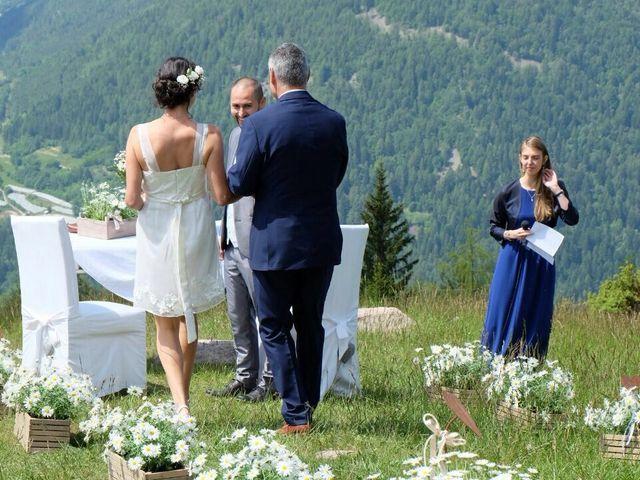 Il matrimonio di Giuliano e Maria a Bedollo, Trento 2