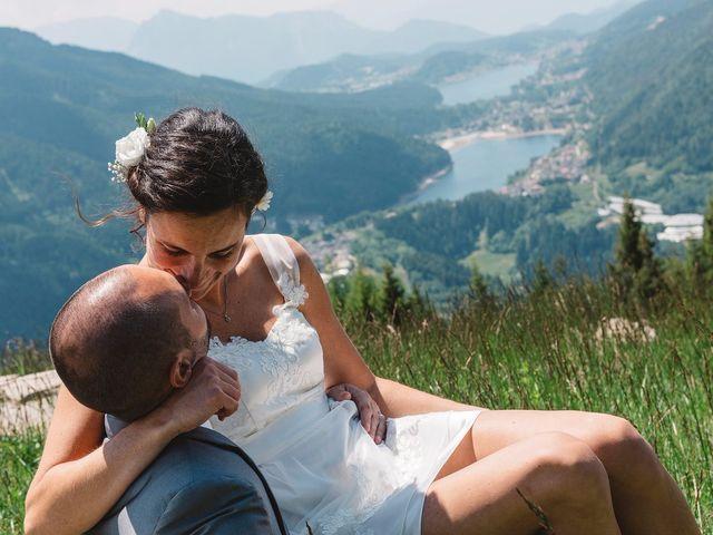 Il matrimonio di Giuliano e Maria a Bedollo, Trento 11