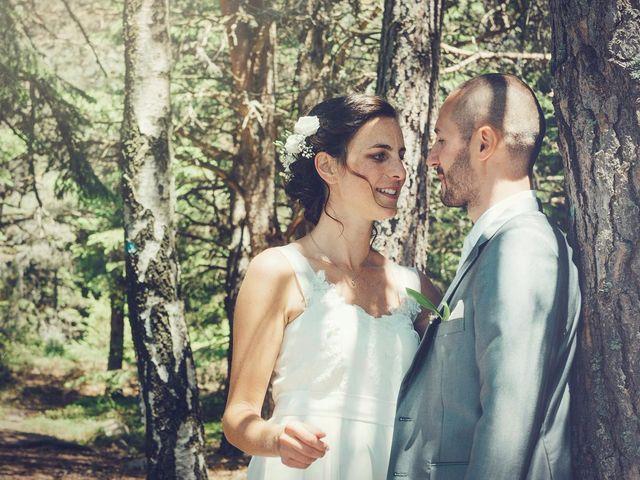 Il matrimonio di Giuliano e Maria a Bedollo, Trento 12